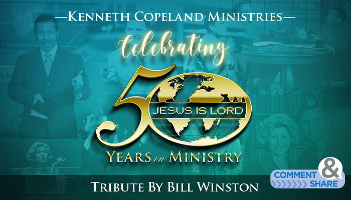 50 Years of Ministry Bill Winston