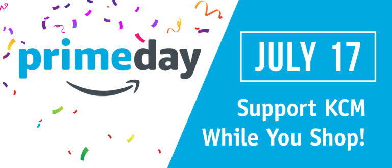 Support KCM While You Shop: Amazon Prime Day July 17
